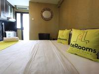 Lite Rooms Jakarta - LITE TWINS Regular Plan