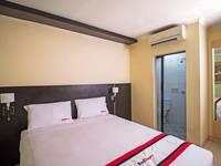 RedDoorz @Karet Setiabudi Jakarta - RedDoorz Twin Room Regular Plan