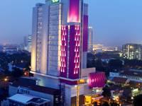 Hotel Santika Premiere Gubeng di Surabaya/Gubeng