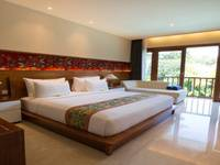 Ubud Wana Resort Bali - Wana Pool View Room BASIC DEAL