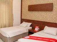 NIDA Rooms Pasar Baru Cicendo - Double Room Double Occupancy Special Promo