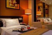 Prime Royal Hotel Surabaya - Deluxe Room double Bed Regular Plan