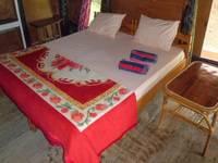 Tuk Tuk Timbul Bungalows Samosir - Traditional Batak House Regular Plan