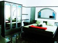 Rumah Pinus Guesthouse Bandung - Deluxe King with Bathtub Regular Plan