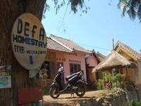 Defa Homestay di Lombok/Kuta Lombok