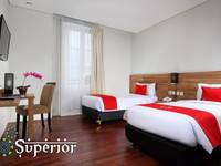Namira Syariah Hotel Pekalongan - Superior Twin Room Only Regular Plan