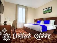 Hotel Namira Syariah Pekalongan - Deluxe Queen Room Only Regular Plan