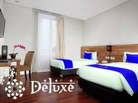 Hotel Namira Syariah Pekalongan - Deluxe Twin Room Only Promo Regular Plan