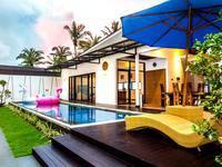 Gili Khayangan Villas di Lombok/Gili Trawangan