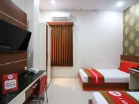 NIDA Rooms Queen Place Makassar - Double Room Double Occupancy Special Promo