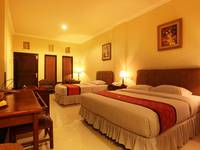 Maxi Hotel And Spa Bali - Family Suite 3 Room Only  Regular Plan