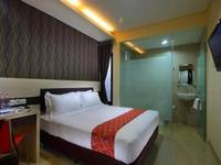 Sumi Hotel Surabaya - Deluxe Double Room Regular Plan