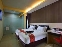 Sumi Hotel Surabaya - Deluxe Twin Room Regular Plan