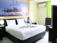 Sampurna Jaya Hotel Tanjung Pinang - Deluxe Room Only Regular Plan