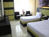Sampurna Jaya Hotel Tanjung Pinang - Family Room Only Basic Deal 15% OFF