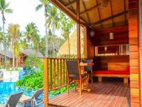 Gili Air Lagoon Resort Lombok - One Bedroom Pool Lagoon promo 20% - Non Refundable