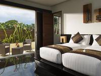 Sun Island Seminyak - 2 Bedroom Pool Villa Regular Plan