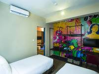 Dash Hotel Seminyak - Dash Two with Breakfast Pegipegi Bali Special Promotion