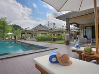 Villa Nirvana Bali - One Bedroom Suite Share Pool Regular Plan