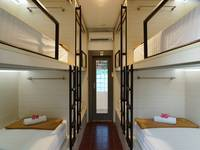 Amazing Cabin Bali - Cabin Male (Shared ) - Room Only Regular Plan