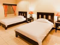 Hotel Intan Sari Bali - Deluxe Twin Regular Plan
