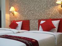 Queen City Hotel Banjarmasin - Superior Twin Room Regular Plan