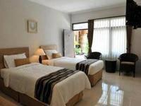 Magnolia Bed & Breakfast Bandung - Kamar Deluxe Regular Plan