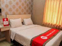 NIDA Rooms Factory Outlets Coblong - Double Room Single Occupancy Special Promo