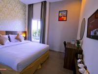 Splash Hotel Bengkulu - Deluxe Twin Room Regular Plan