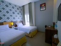 Splash Hotel Bengkulu - Superior Twin Room Regular Plan