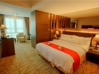 Grand Central Hotel Pekanbaru - Deluxe kingsize bed without breakfast Regular Plan