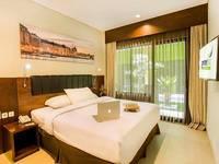 PrimeBiz Karawang Karawang - Deluxe Room Regular Plan