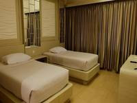 Arnes Central Hotel Bandar Lampung - Deluxe Room Regular Plan