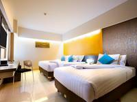 Siesta Legian Hotel Bali - Family Room Last Minute Offer!