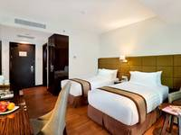 The Atrium Hotel and Resort Yogyakarta - Deluxe Twin Room With Breakfast Regular Plan