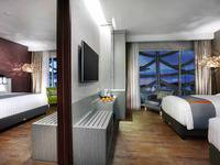 Harper Perintis Makassar - Deluxe Suite Room Regular Plan