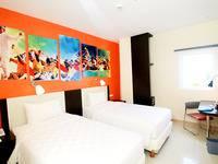 Sinar Sport Hotel Bengkulu - Deluxe Room Regular Plan