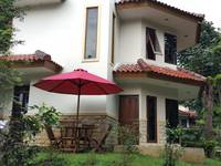 Villa Sabrina Bumi Ciherang di Cianjur/Cipanas