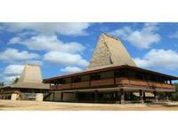 Rumah Budaya Sumba di Pulau Sumba/Tambolaka