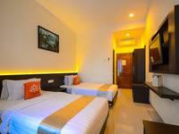ALQUEBY Hotel Bandung - Deluxe Room With Breakfast - Non Smoking Regular Plan