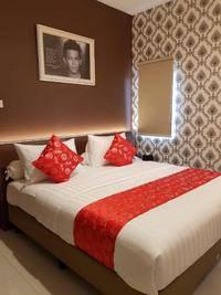 Fortune Front One Hotel Kendari Kendari - Deluxe Double Room Only Minimum Stay 2 Nights