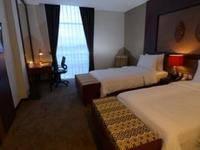 Grand Tjokro Balikpapan - Deluxe Twin Bed Room Only Regular Plan