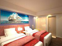 Travellers Hotel Phinisi Makassar - Superior Twin - With Breakfast Regular Plan