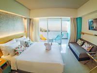 Tijili Benoa Bali - Deluxe Seaview Terrace Inclusive Breakfast Promo Special Dec Diskon 25%
