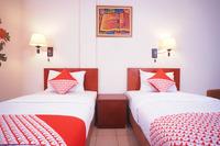 OYO 142 Hotel Al Furqon Syariah Palembang - Deluxe Twin Room Regular Plan