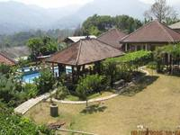 Taman Teratai Hotel di Bogor/Puncak