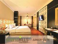 Amartahills Hotel and Resort Batu Malang - Junior Suite Regular Plan