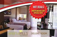 Amartahills Hotel and Resort Batu Malang - Deluxe Special Independence Rate Regular Plan