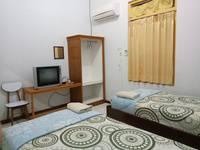 Wisma Mutiara Padang - Standar Double Regular Plan