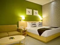 Tibera Hotel Taman Cibeunying Bandung - Suite Room Regular Plan